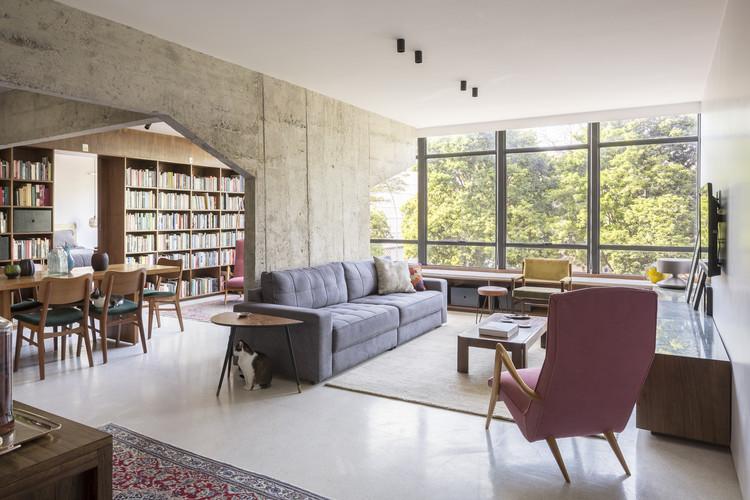 Apartamento 3 Zero 8 / Debaixo do Bloco Arquitetura, © Joana França
