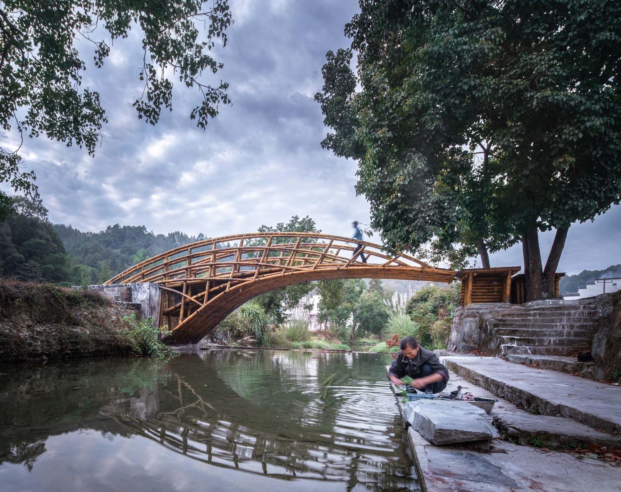 Bambow Bridge / Atelier Lai