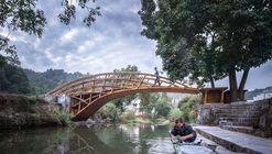 Puente de Bambú / Atelier Lai