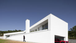 Casa em Lamego / António Ildefonso Arquitecto