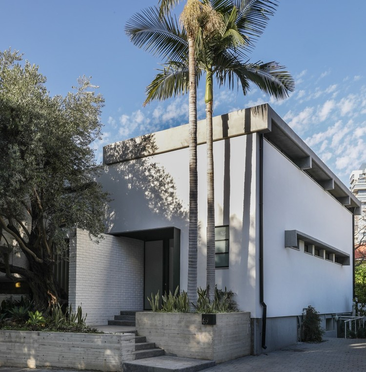 Renovación de una casa moderna en Tel Aviv / Broides architects, © Jonathan Ben Chaim