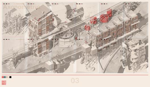 Samuel Kerin (University of Nottingham) - The Coventry Ring Road Press. Image Courtesy of Royal Institute of British Architects (RIBA)