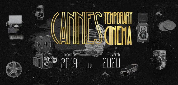 Open Call: Cannes Temporary Cinema, Credits: Archasm