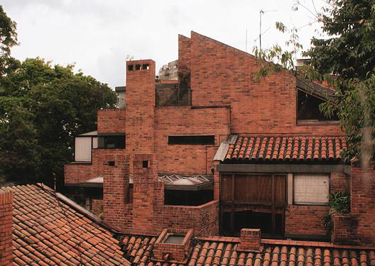 Jacques Mosseri Hané, Casa Bosque Izquierdo. Image © Dan Gamboa Bohorquez