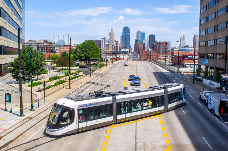Kansas City Becomes First Major U S City To Make Public Transit Free Archdaily