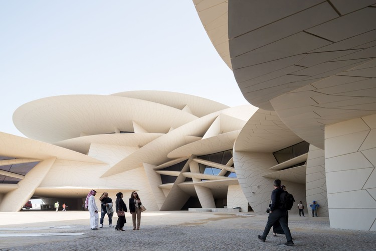 Building Boom: Qatar's Monumental New Architecture, © Iwan Baan