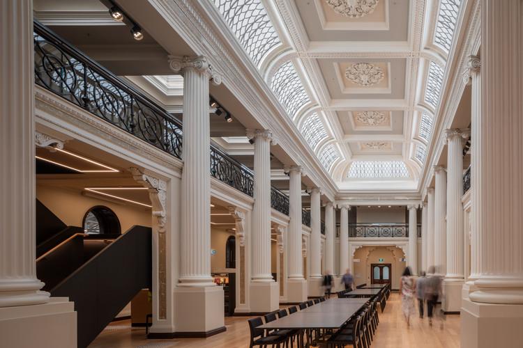 State Library Victoria / SHL, © Trevor Mein