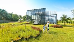 Greenhouse2 Grass Field / BIAS Architects