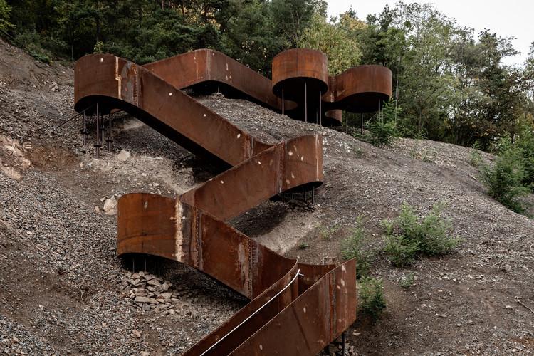 Chemin des Carrières / Reiulf Ramstad Arkitekter, © Florent Michel 11h45