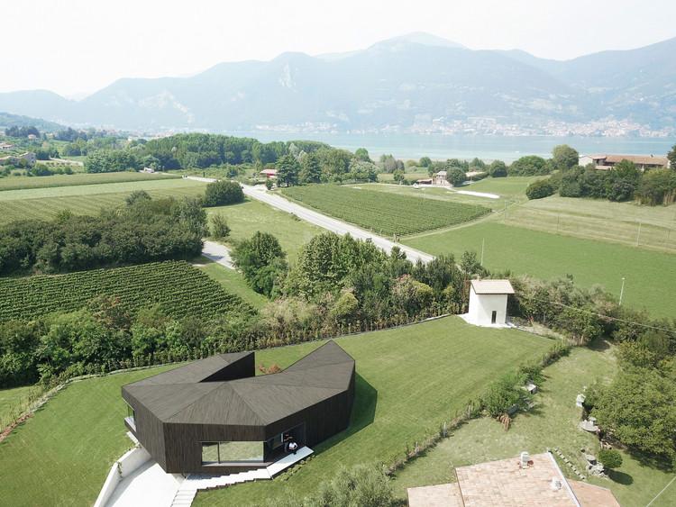 Casa Claw / Botticini + Facchinelli ARW, © atelierXYZ