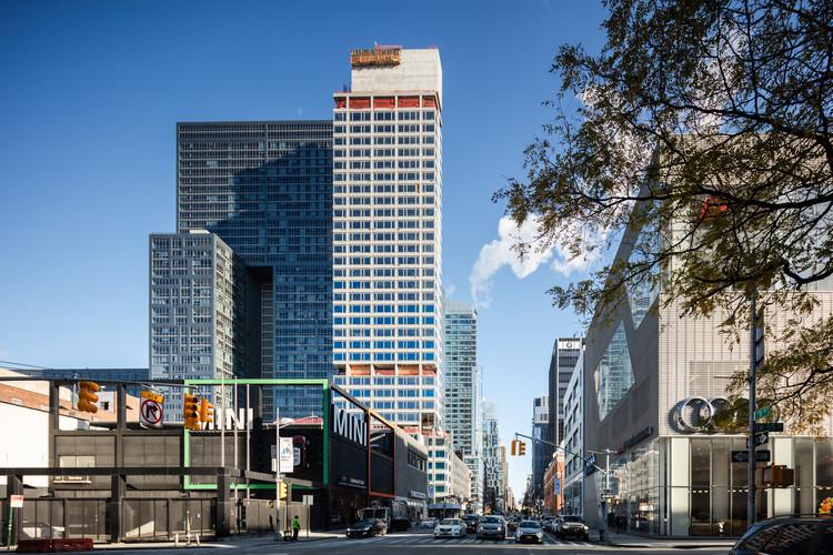 Acompanhe as obras do primeiro edifício de Álvaro Siza em Nova Iorque, © João Morgado