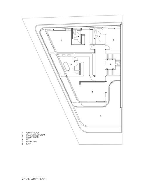 Bamboo Veil House / Wallflower Architecture + Design
