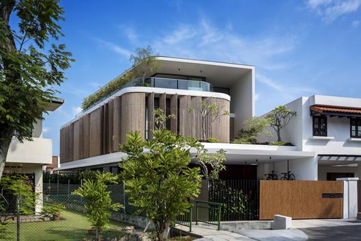 Casa bambú / Wallflower Architecture + Design