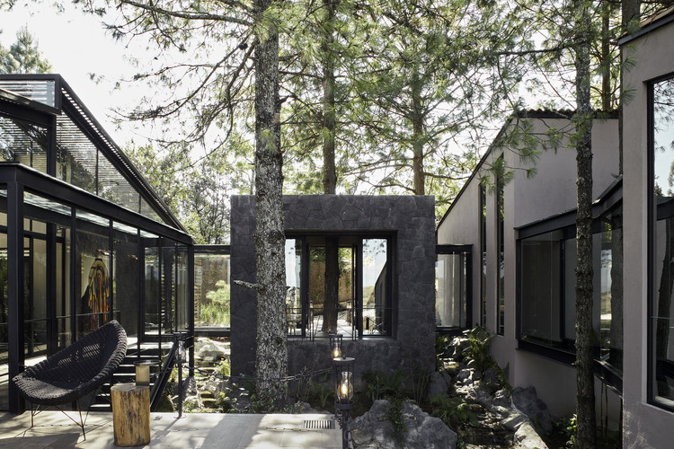 Casa valle  / Luciano Gerbilsky Arquitectos, © José Margaleff