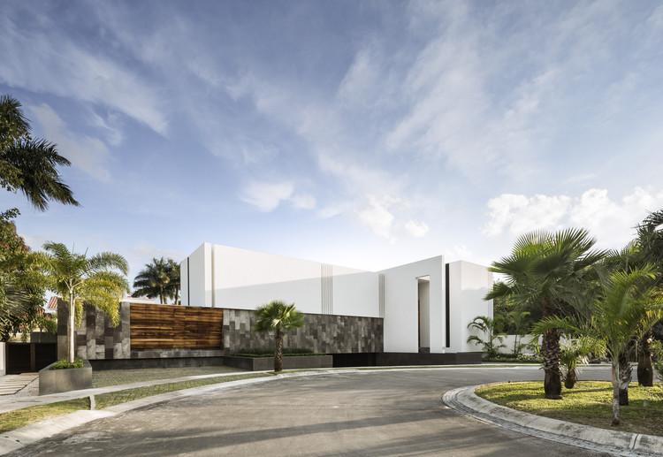 Casa Cannes / TAFF Arquitectos, © César Béjar Estudio