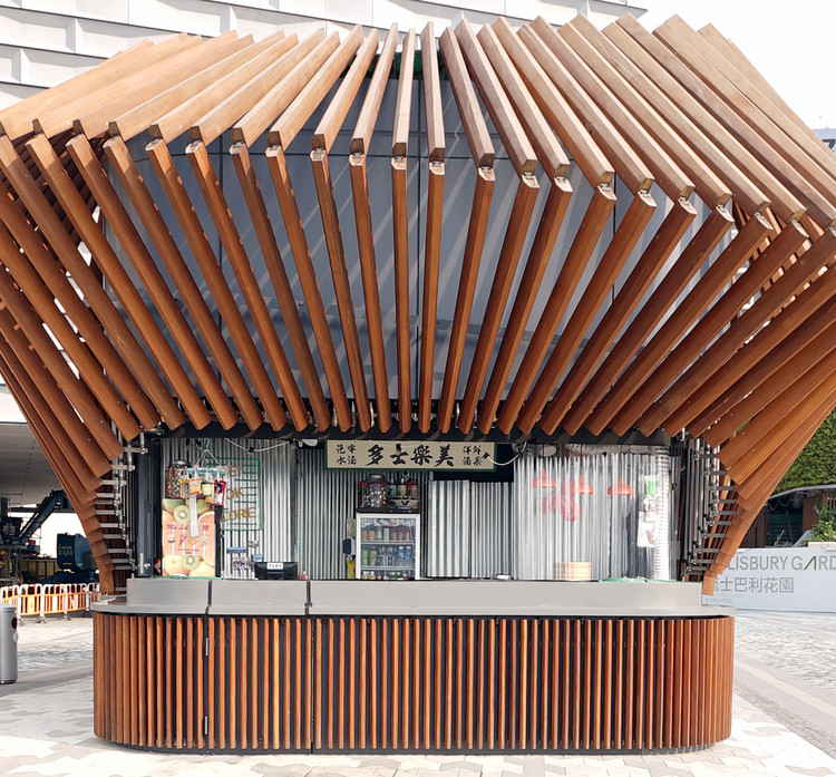 Harbour Kiosk / LAAB Architects, Courtesy of LAAB Architects