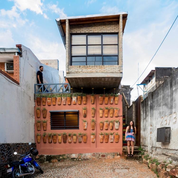 Casa villa cerro Corá / ArquitecTava + Grupo Culata Jovai, © Leonardo Méndez