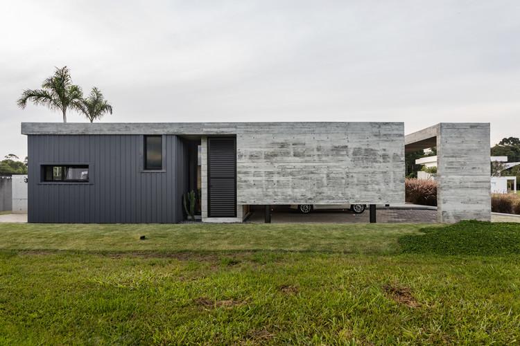 Casa Bloco / ES Arquitetura, © SLAPHOTOSTUDIO