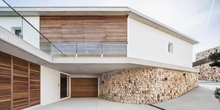 Residência E / Gabriel Montañés Arquitecto, © Adrià Goula
