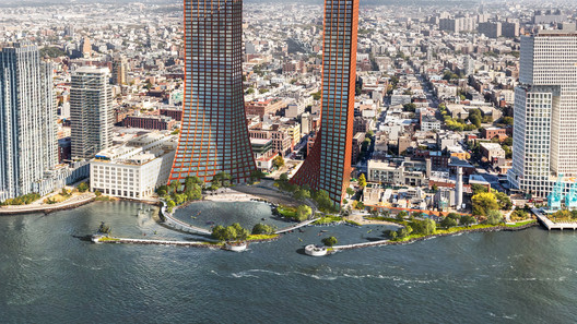 © James Corner Field Operations and BIG-Bjarke Ingels Group, courtesy of Two Trees Management