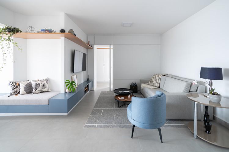 Apartamento MD / Estudio Itinerante de Arquitetura, © Cris Farhat