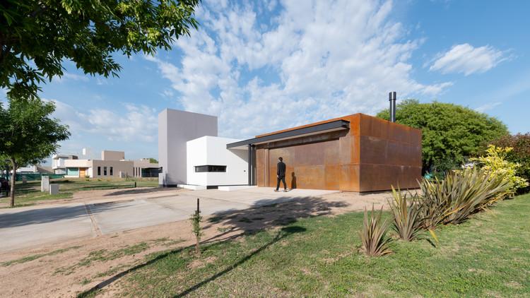 Casa Francia / CPD Estudio, © Gonzalo Viramonte