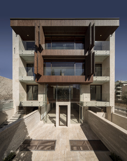 Farshadi House / Environments Architects, © Farshid Nasrabadi
