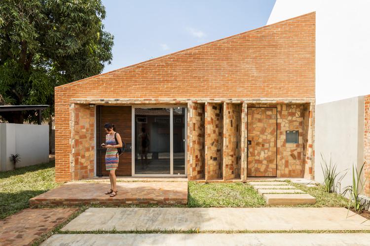Casa fuelle roga / OMCM arquitectos, © Leonardo Méndez