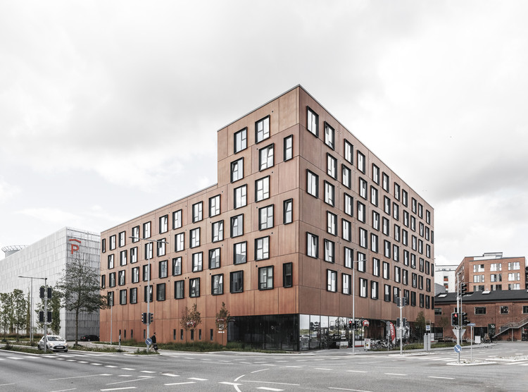 Viviendas Havnehusene / SANGBERG Architects, © Rasmus Hjortshøj | COAST