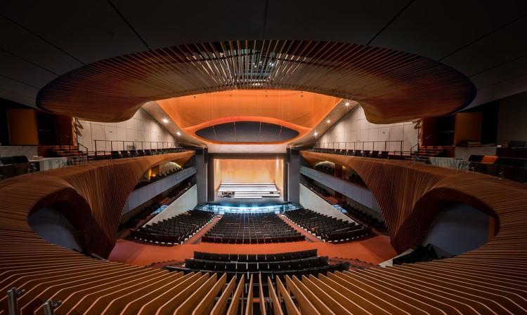 Centro cultural mexiquense Anahuac / Grinberg + Topelson Arquitectos + Broissin, © Alexandre d' La Roche