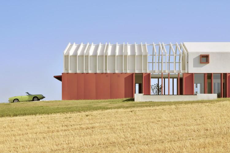 Border Crossing House / simone subissati architects, © Alessandro Magi Galluzzi