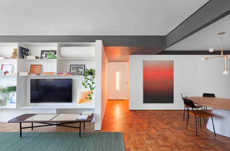 Apartamento GA  / StudioLIM, © André Mortatti
