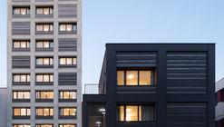 Fort de Vaux Residential Building / PETITDIDIERPRIOUX Architects