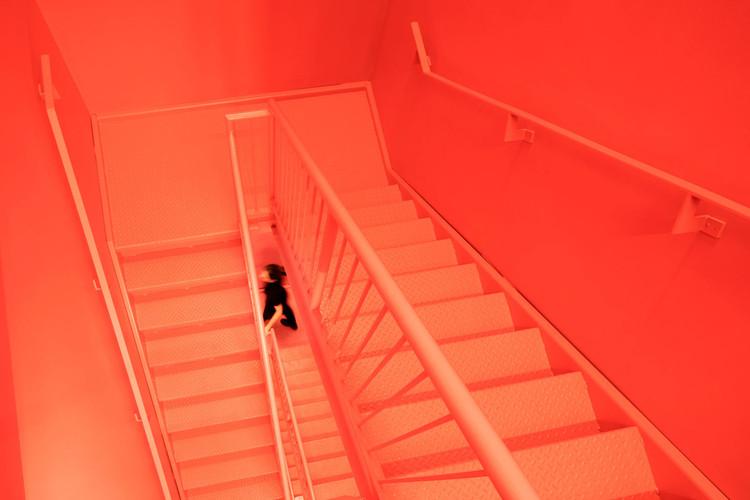 Como as cores influenciam a Arquitetura, Le Soufflet / NatureHumaine. Image © Adrien Williams