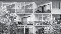 Providencia moderna 1930- 1970. Edificios de vivienda de pequeño y mediano formato