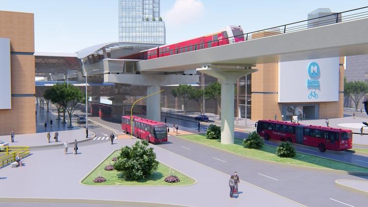 Cómo será la primera línea del metro de Bogotá, Cortesía de Metro de Bogotá