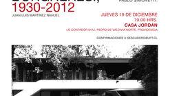 """Lanzamiento libro """"Horacio Borgheresi. 1930-2012"""""""