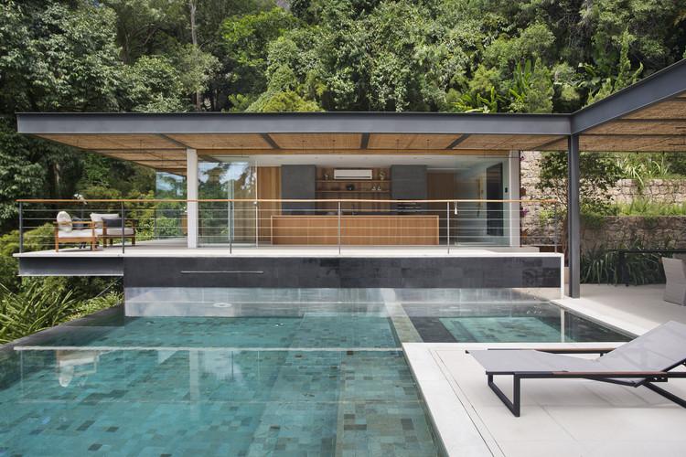 Casa Itanhangá / Cadas Arquitetura, © MCA Estudio
