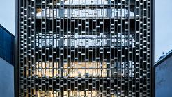 Fondation-s / Lobjoy-Bouvier-Boisseau Architecture