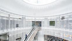 Dance of Light Installation / Naruse Inokuma Architects + a round architects