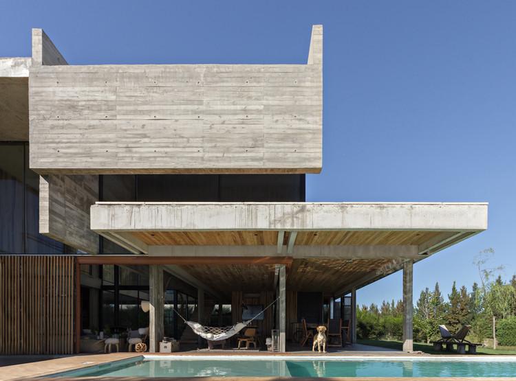 Casa Cudich Drago / ATV Arquitectos, © Albano García