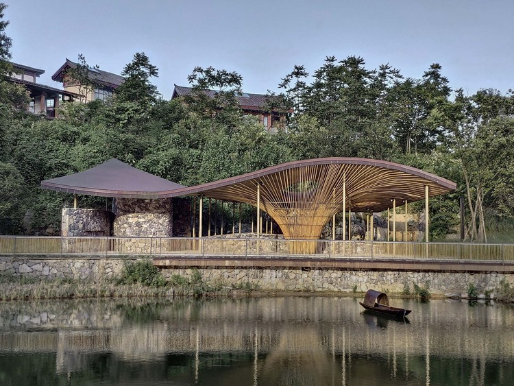 Pavilhão de chá / WISTO DESIGN, Cortesia de WISTO DESIGN