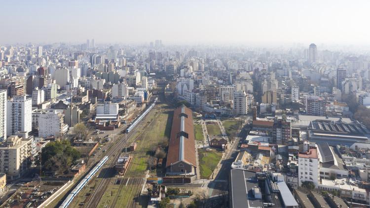 Los proyectos ganadores del premio arquitectura y diseño urbano sustentable en Argentina 2019, Parque de la Estación del MDUT GCBA. Image © Javier Agustín Rojas