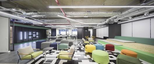 Oficina PicPay / Felipe Russo Arquitetura + MM18 Arquitetura