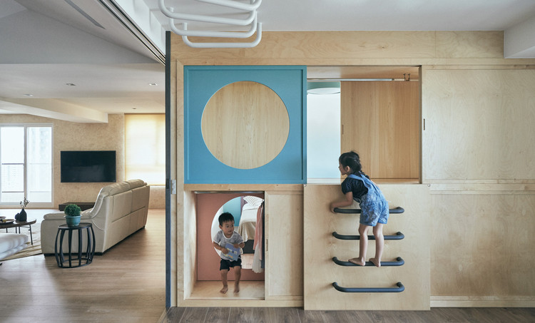 How to Stimulate Children's Autonomy Through Architecture and the Montessori Method, Innocence in Zen / HAO design. Image © Hey!Cheese