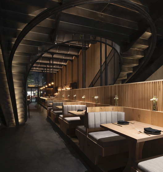 ASSET Restaurant / Bates Masi + Architects