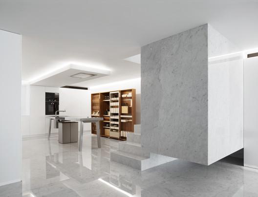 Penthouse in Costa Blanca / Fran Silvestre Arquitectos