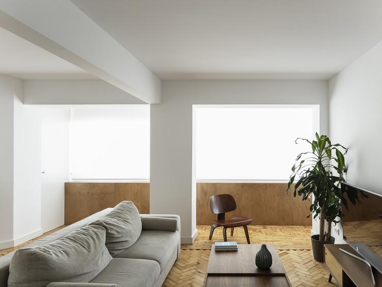 Apartamento Entrecampos / Arriba, © Hugo Santos Silva