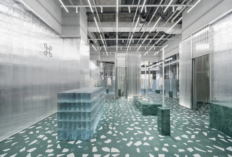 Geijoeng Concept Store / Studio 10, © Chao Zhang