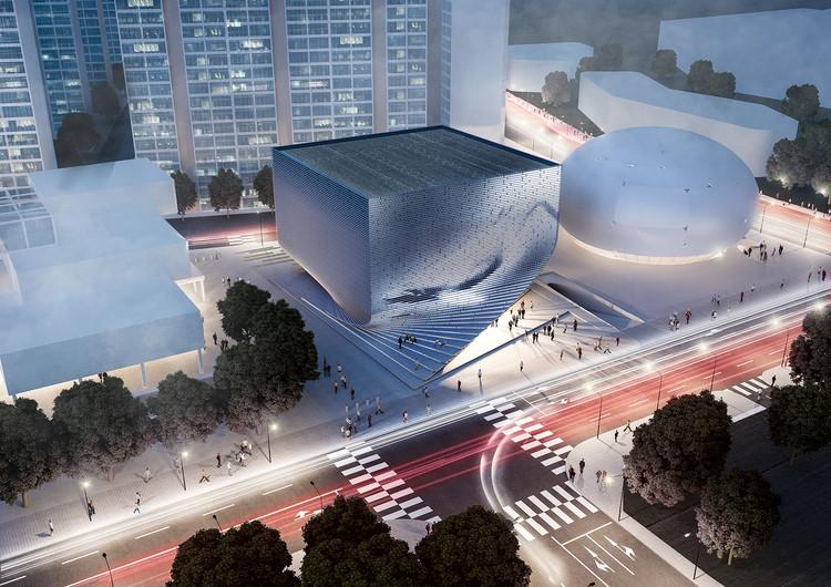 Jadric Architektur + 1990uao Selected to Create the Seoul Photographic Art Museum , Courtesy of Studio Jadric Architektur